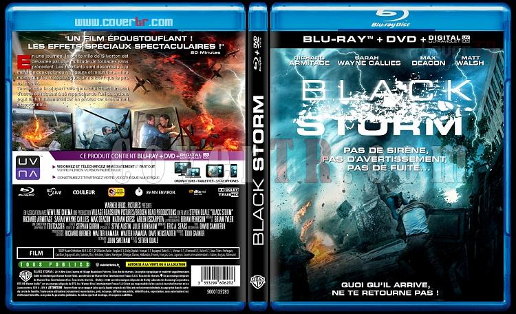 Into the Storm (Black Storm) - Custom Bluray Cover - French [2014]-blu-ray-1-disc-flat-3173x1762-11mmjpg