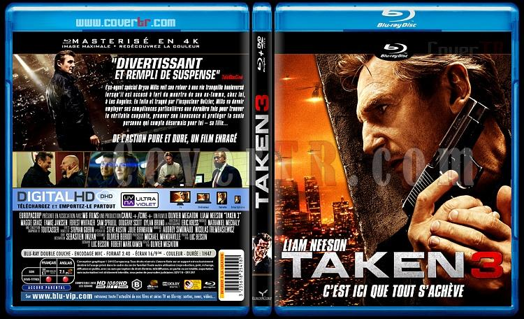 Taken 3 - Custom Bluray Cover - French [2015]-taken-3jpg