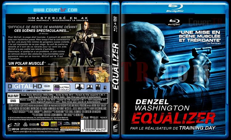 Equalizer - Custom Bluray Cover - French [2014]-equalizer-11mmjpg