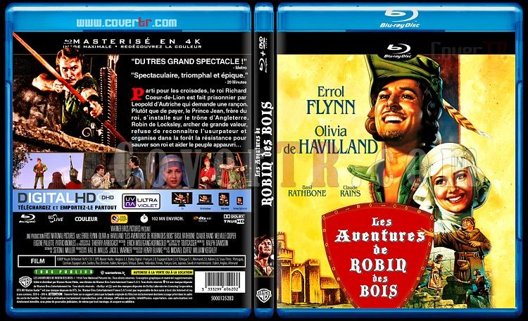 The Adventures of Robin Hood (Les Aventures de Robin des Bois) - Custom Bluray Cover - French [1938]-robin-11mmjpg