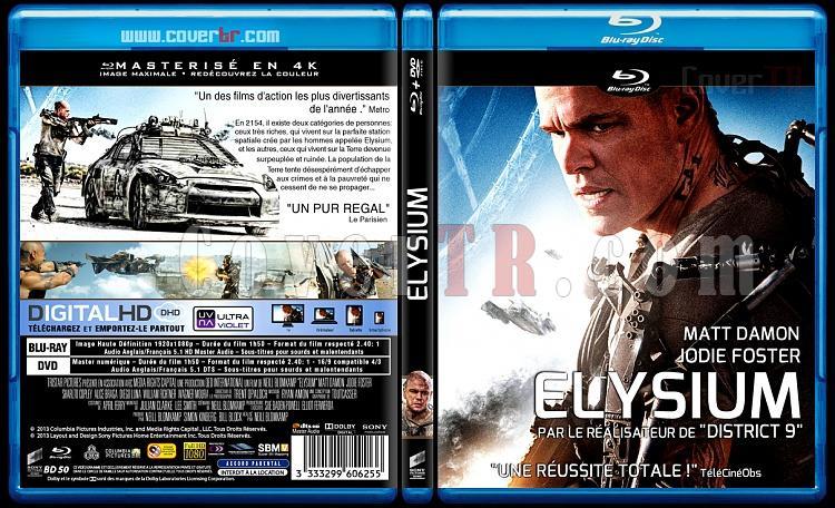 Elysium - Custom Bluray Cover - French [2013]-elysium-11mmjpg