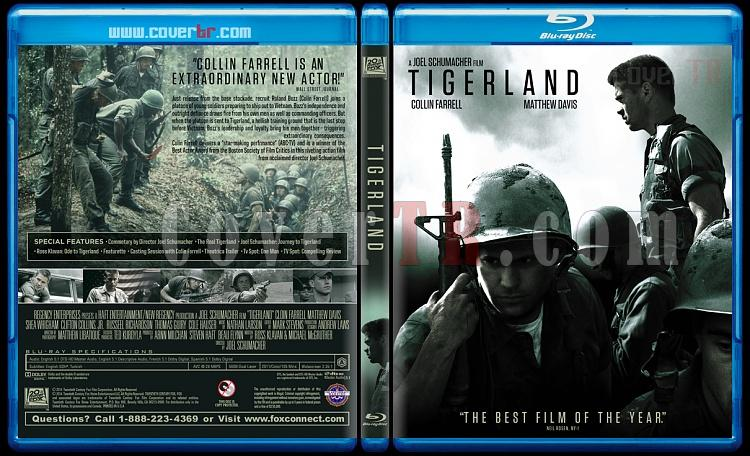 Tigerland - Custom Bluray Cover - English [2000]-blu-ray-1-disc-flat-3173x1762-11mmjpg