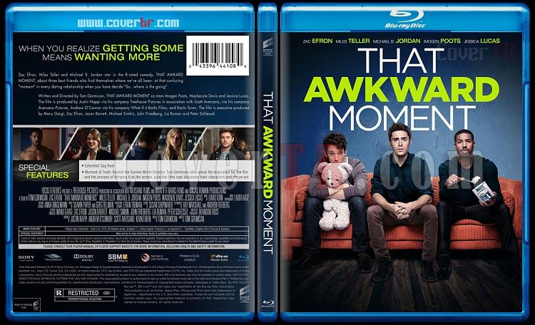 That Awkward Moment - Custom Bluray Cover - English [2014]-awkward-moment-bdjpg