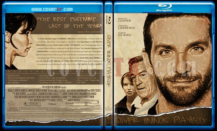Silver Linings Playbook - Custom Bluray Cover - English [2012]-silver-linings-playbookjpg