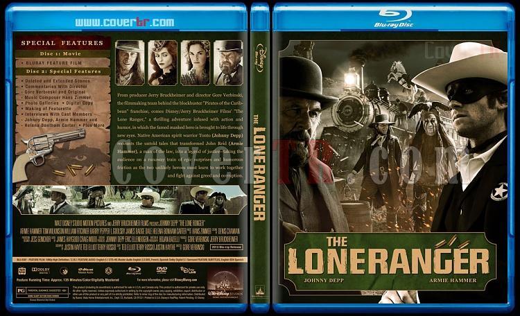 The Lone Ranger - Custom Bluray Cover - English [2013]-lone-rongerjpg