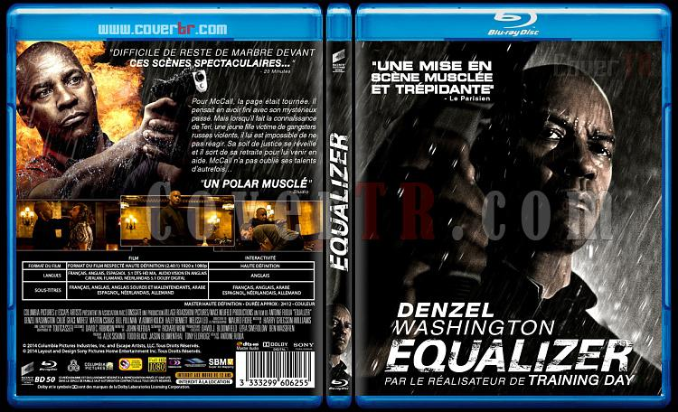Equalizer - Custom Bluray Cover - French [2014]-equalijpg