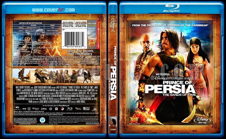 Prince of Persia: The Sands of Time - Custom Bluray Cover - English [2010]-prince_of_persia0jpg