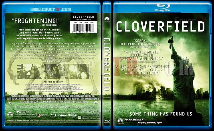 Cloverfield - Custom Bluray Cover - English [2008]-cloverfield0jpg