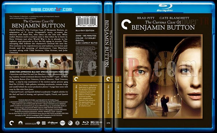 The Curious Case of Benjamin Button - Custom Bluray Cover - English [2008]-benjamin_button_blu_rayjpg