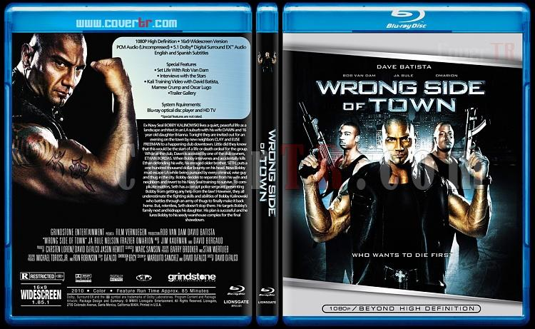 Wrong Side of Town - Custom Bluray Cover - English [2010]-wrong_side_of_town_bdjpg