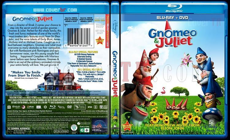 Gnomeo & Juliet - Custom Bluray Cover - English [2011]-gnomeo___juliet_blu_rayjpg