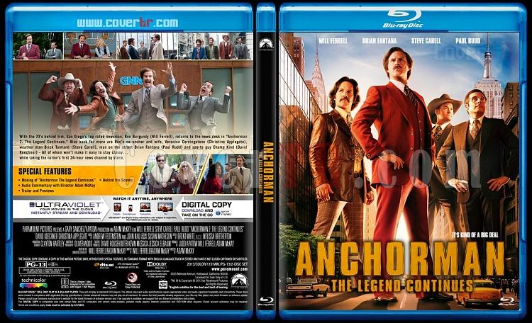 Anchorman The Legend Continues - Custom Bluray Cover - English [2013]-anchorman-legend-continuesjpg