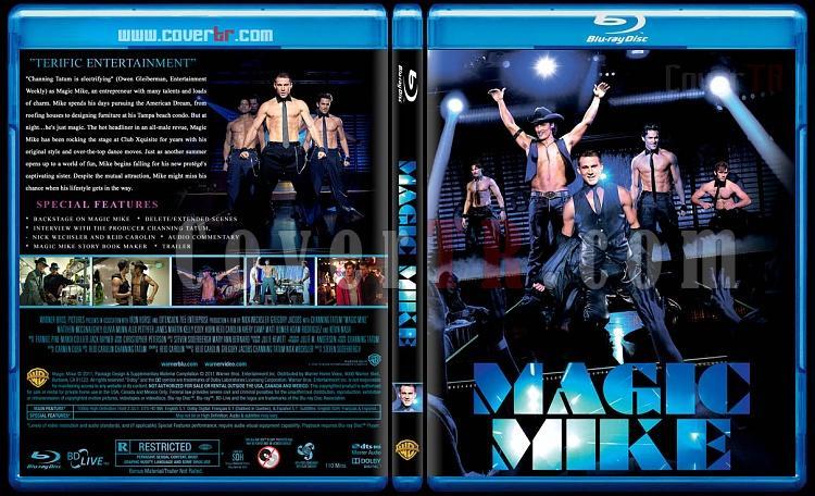 Magic Mike  - Custom Bluray Cover - English [2012]-magic-mike-jpg
