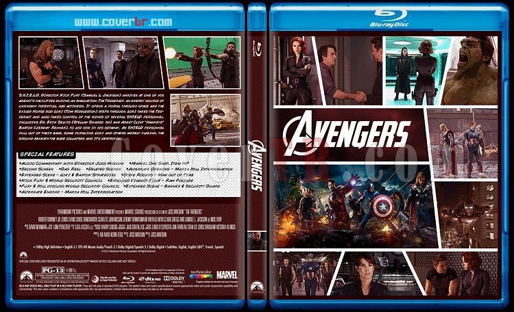 The Avengers - Custom Bluray Cover - English [2012]-avengers-2jpg