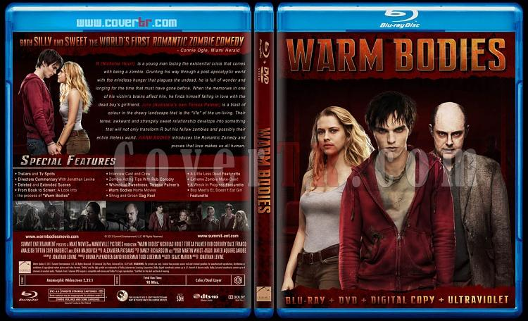 Warm Bodies - Custom Bluray Cover - English [2013]-warm-bodies-v2jpg
