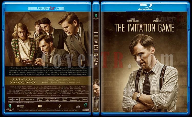 The Imitation Game - Custom Bluray Cover - English [2014]-imitation-game-previewjpg