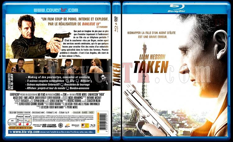 Taken - Custom Bluray Cover - French [2008]-blu-raytakenjpg