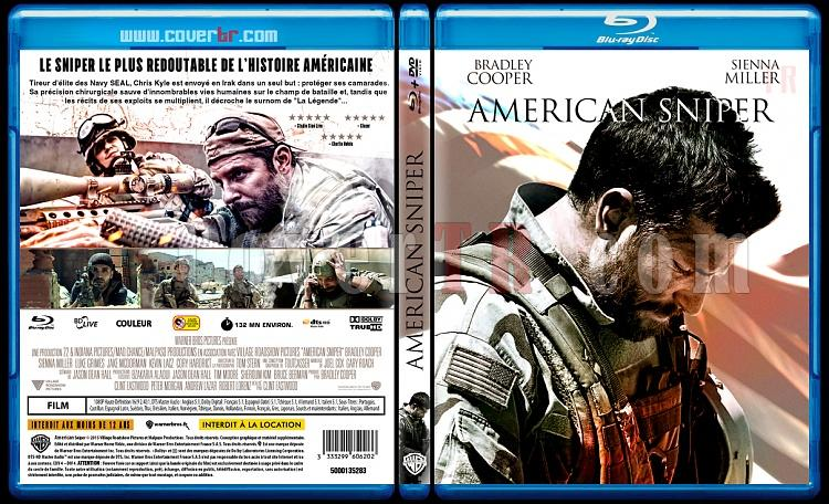 American Sniper - Custom Bluray Cover - French [2015]-amirican-sniper-11mmjpg