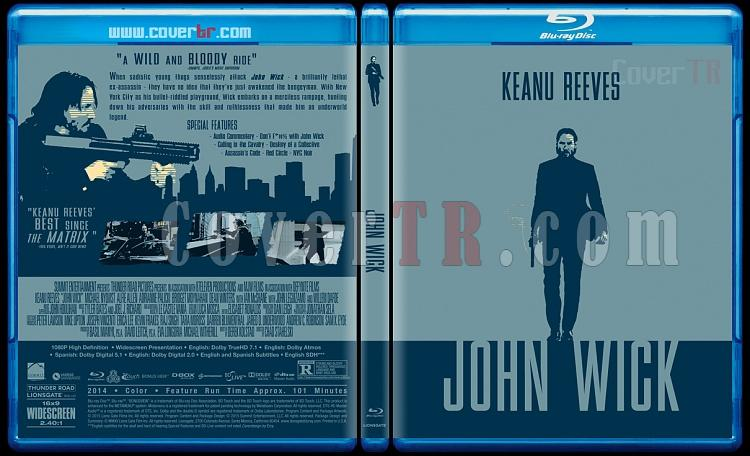John Wick - Custom Bluray Cover - English [2014]-john-wick-blu-rayprew2jpg