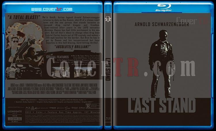 The Last Stand - Custom Bluray Cover - English [2013]-last-stand-blu-rayprew2jpg