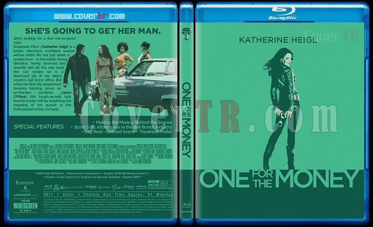 One for the Money - Custom Bluray Cover - English [2012]-one-money-v2-blu-rayprew2jpg