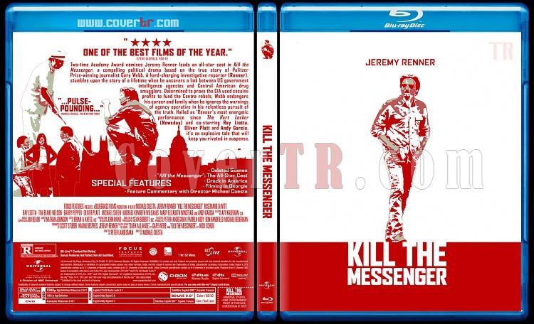 Kill the Messenger - Custom Bluray Cover - English [2014]-kill-messenger-blu-rayprewjpg