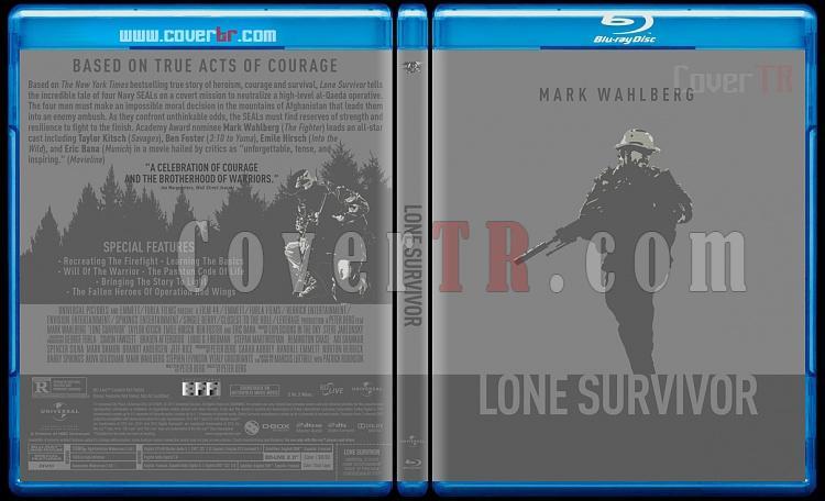 Lone Survivor - Custom Bluray Cover - English [2013]-lone-survivor-blu-rayprewjpg