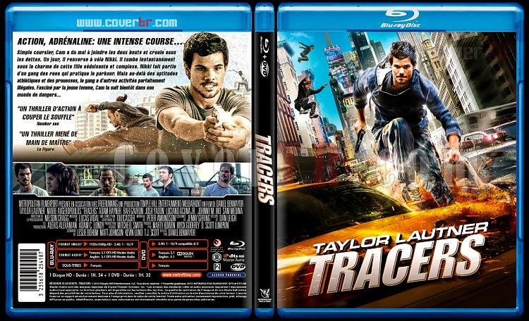 Tracers - Custom Bluray Cover - French [2015]-tracers-turcjpg
