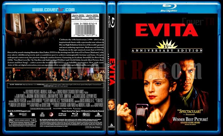 Evita - Custom Bluray Cover - English [1996]-evita-prejpg