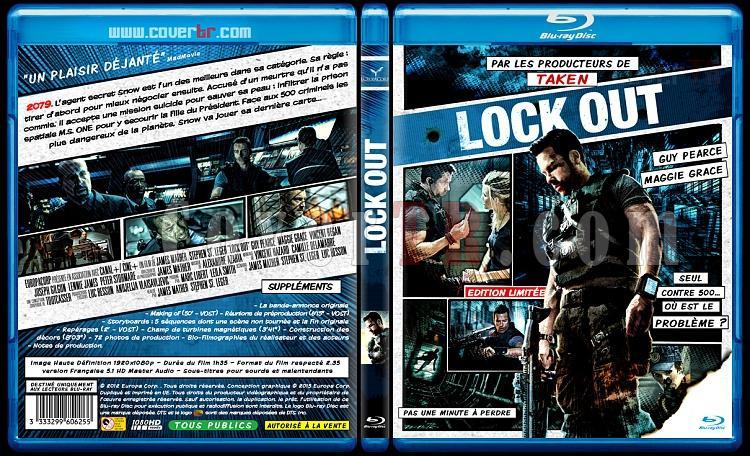 Lockout - Custom Bluray Cover - French [2012]-lockjpg