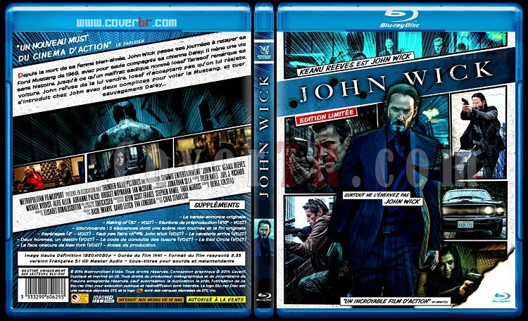 John Wick - Custom Bluray Cover - French [2014]-wickjpg