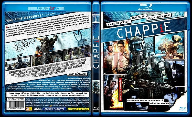 Chappie - Custom Bluray Cover - French [2015]-chappie-previjpg