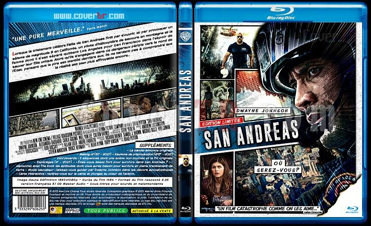 San Andreas - Custom Bluray Cover - French [2015]-san-andreas-reel-heroes11jpg