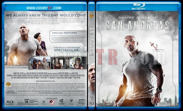 San Andreas - Custom Bluray Cover - English [2015]-blu-ray-1-disc-flat-3173x1762-11mmjpg