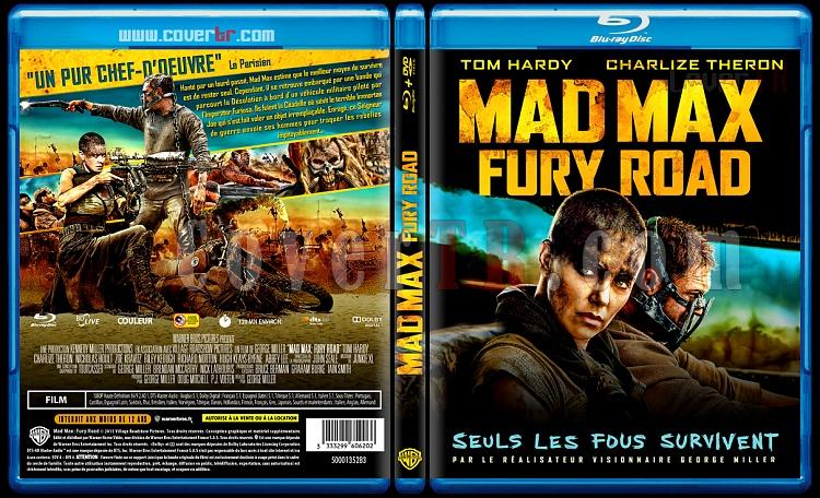 Mad Max: Fury Road - Custom Dvd Cover - French [2015]-mad-max11mmjpg