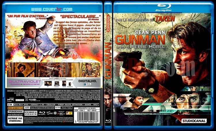 Gunman - Custom Bluray Cover - French [2015]-gunman-prewievmmjpg