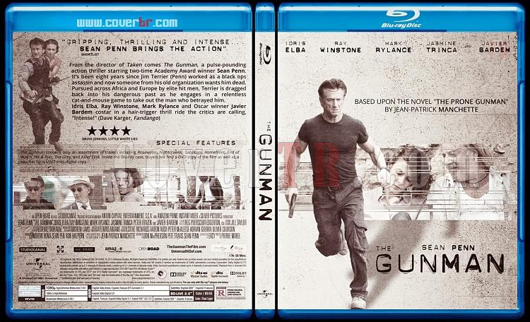 The Gunman - Custom Bluray Cover - English [2015]-gunman-blu-rayprewjpg