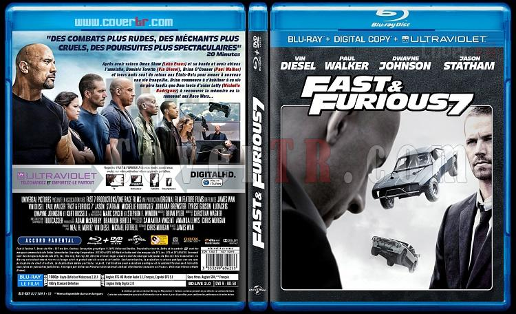 Fast & furious 7 - Custom Bluray Cover - French [2015]-furious73173x1762-11mmjpg