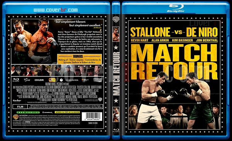 Grudge Match (Match Retour) - Custom Bluray Cover - French [2013]-match_retour_v1jpg