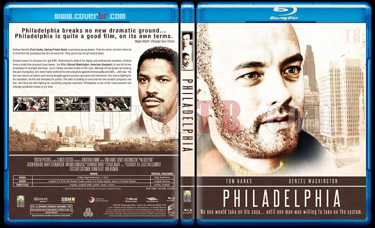 Philadelphia - Custom Bluray Cover - English [1993]-philadelphia_matushjpg