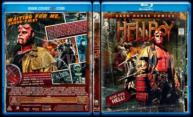 Hellboy - Custom Bluray Cover - English [2004]-hellboy_blu-ray_cover_dark_horse_comics_collection-by_matushjpg