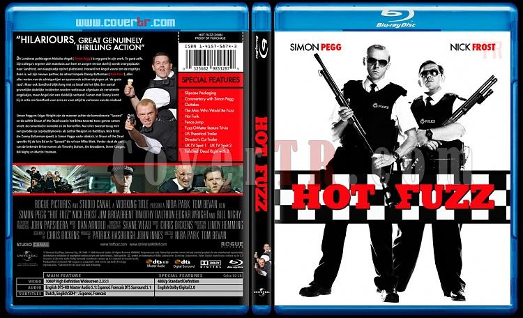 Hot Fuzz - Custom Bluray Cover - English [2007]-hotfuzzjpg