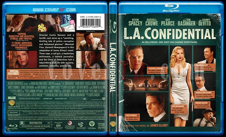 L.A. Confidential - Custom Bluray Cover - English [1997]-laconfidentialbluraycoverbunnydojojpg