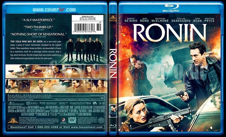 Ronin - Custom Bluray Cover - English [1998]-roninjpg