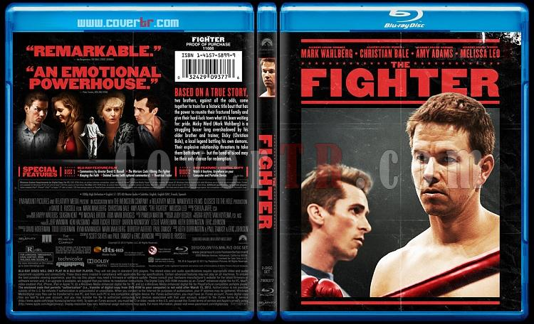 The Fighter - Custom Bluray Cover - English [2010]-thefighterbluraycoverbunnydojojpg