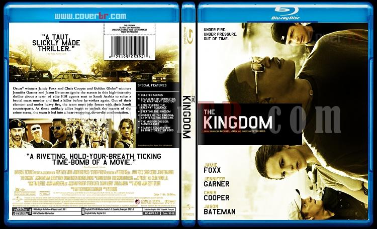 The Kingdom - Custom Bluray Cover - English [2007]-thekingdomblubunnydojojpg