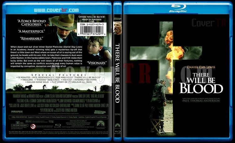 There Will Be Blood - Custom Bluray Cover - English [2007]-therewillbebloodblubunnydojojpg