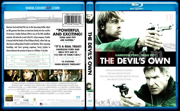 The Devil's Own - Custom Bluray Cover - English [1997]-devilsownbunnydojojpg