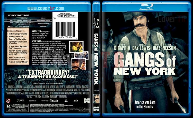 Gangs of New York - Custom Bluray Cover - English [2002]-gangsofnewyorkbunnydojojpg