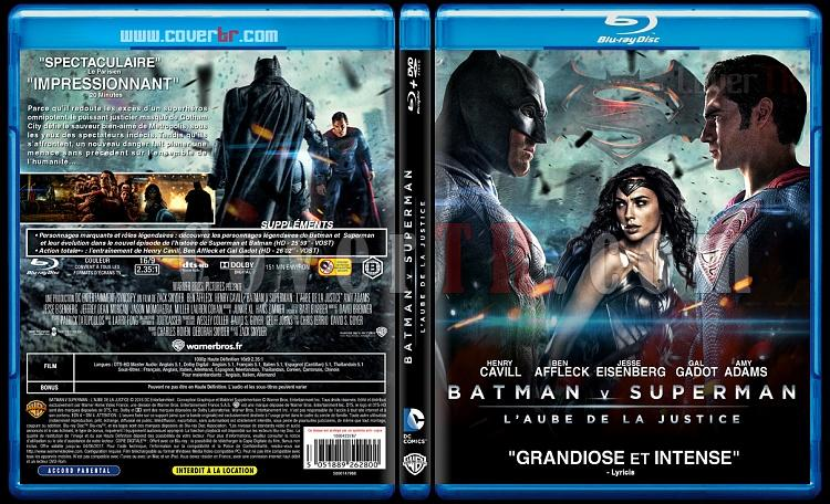 Batman v Superman : L'Aube de la Justice (Batman v Superman: Dawn of Justice) - Custom Bluray Cover - French [2016]-bat-vs-sup3173x1762-11mmjpg